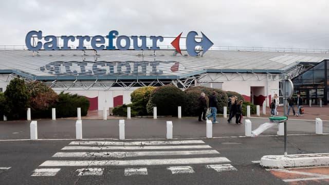 Le plus Carrefour de France à Villiers-en-Bière