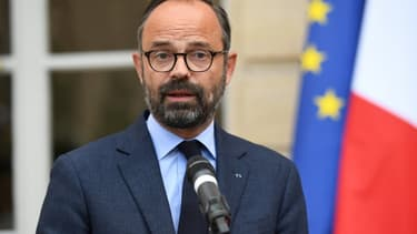 Édouard Philippe à Matignon (Photo d'illustration). - AFP