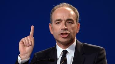 Le président de l'UMP Jean-François Copé lors du Conseil national du parti, fin janvier à Paris.