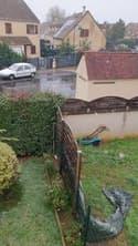 Neige à Étampes (Essonne) - Témoins BFMTV