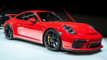 La nouvelle Porsche 911 GT3