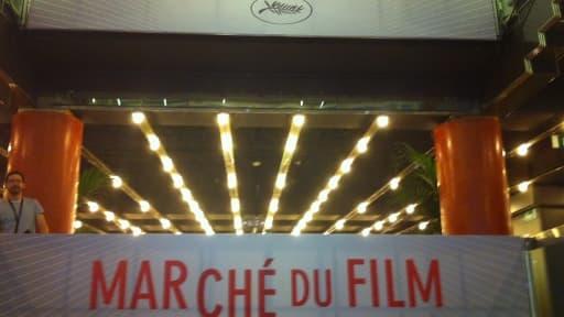 Le marché du film de Cannes est le plus important du monde