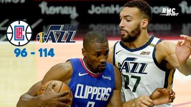 NBA : Le Jazz fait sa loi chez les Clippers, les résultats et classements (18 février, 10h)