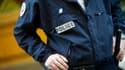 Un policier image d'illustration.