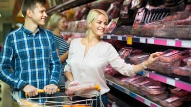Il est nécessaire de bien cuire les viandes hachées ou produits à base de viande hachée consommés par les jeunes enfants et les personnes âgées.