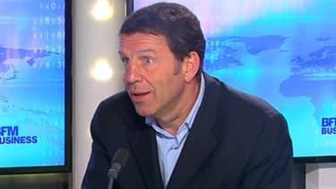 Geoffroy Roux de Bézieux était l'invité de BFM Business ce vendredi 13 septembre