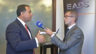 Marwan Lahoud a expliqué que la réorganisation doit permettre au groupe d'atteindre 10% de marges.