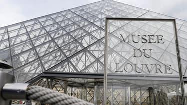 """""""Mars et Venus"""" a été restauré dans les ateliers du Louvre."""