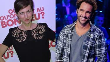 """Emilie Caen et Florent Peyre se donneront la réplique dans l'adaptation en série de """"Papa ou Maman"""" pour M6"""