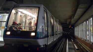 Les tunnels du métro de Rennes