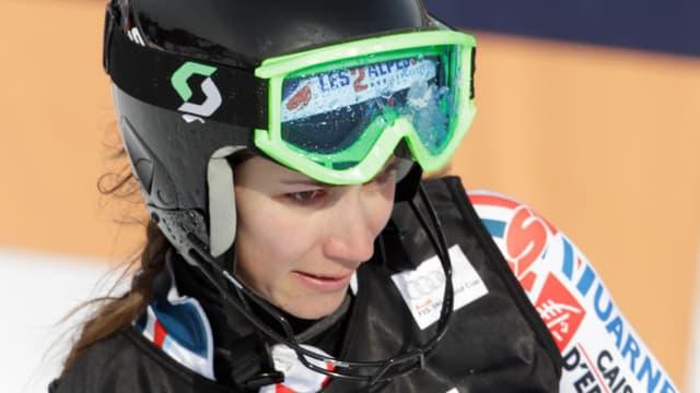Sandrine Aubert, 10e, signe son meilleur résultat de la saison