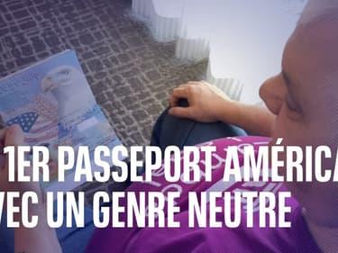 """""""Pour moi, ça représente le droit d'exister, de se défendre"""": Dana Zzyym, activiste intersexe, a reçu le premier passeport américain avec un genre neutre"""