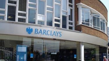 La banque Barclays a perdu plus d'un milliard de livres en 2012