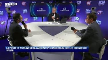 La Poste et AstraZeneca lancent un consortium sur les données de santé - 19/06