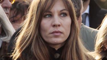 Mathilde Seigner en janvier 2009.