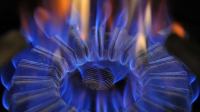 Hausse des tarifs réglementés du gaz.