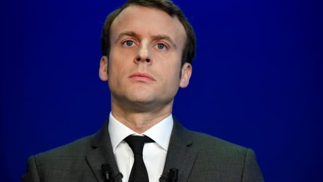 Emmanuel Macron donne le coup d'envoi de la campagne pour les élections européennes.