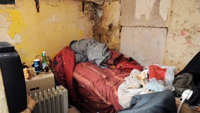 Il existe plusieurs stades de dégradation des logements en France