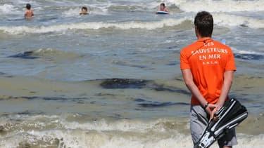 Un jeune homme de 20 ans a été emporté au large en tentant de secourir un baigneur. (Photo d'illustration)
