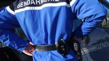 Un gendarme (image d'illustration).