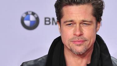 Brad Pitt et Angelina Jolie le 14 décembre 2010