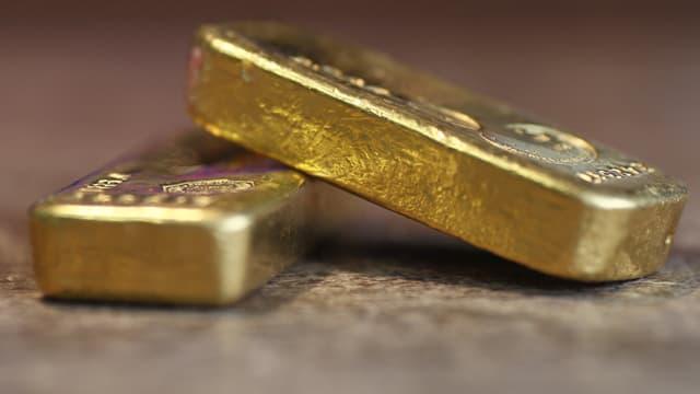 Dans les sous-sols du tribunal de grande instance de Lille, des lingots d'or, saisis il ya près de deux ans (photo d'illustration).