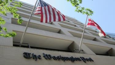 Le Washington Post restera à Washington, promet Jeff Bezos.