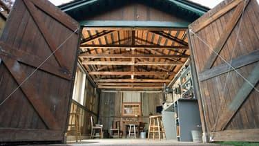 C'est dans ce garage de Palo Alto que David Packard a créé HP. Désormais, les start-upers préfèrent les accélérateurs ou les incubateurs.