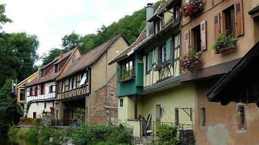 La ville de Kaysersberg