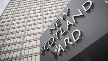 Le siège de Scotland Yard, à Londres. (photo d'illustration)