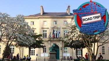 La mairie de Quimper