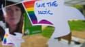Une manifestation organisée par Greenpeace s'est tenue le 27 octobre contre le projet russe de forer en Arctique.