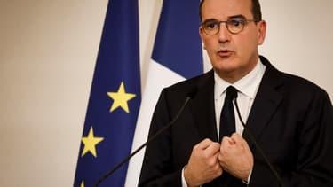 Le Premier ministre Jean Castex le 22 octobre 2020.