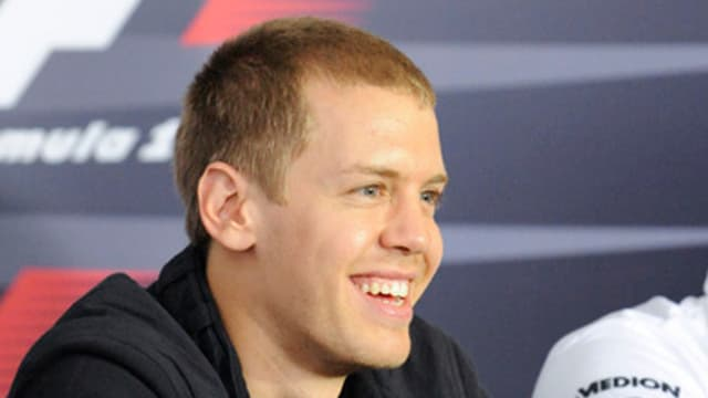 Sebastian Vettel est toujours leader du championnat