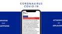 Les attestations de déplacement dérogatoires de l'étranger vers la France sont disponibles sur smartphone.