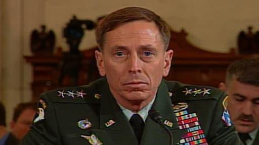 Le général David Petraeus
