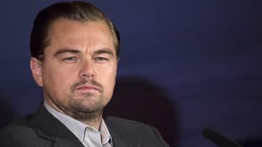 Leonardo DiCaprio, le 18 janvier 2016