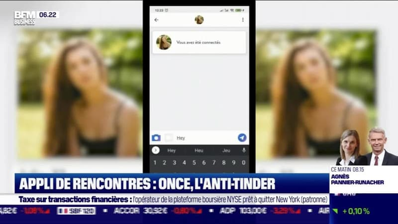 La France qui résiste : Appli de rencontres Once, l'anti-Tinder par Justine Vassogne - 10/02