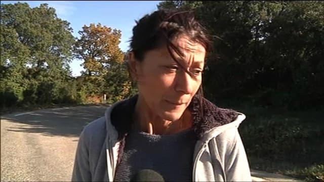 Josiane Fayolle agressée par le ravisseur de Chloé en 2007.