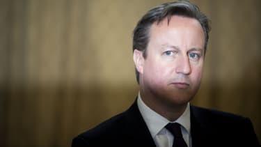"""D'après David Cameron, """"Nous ne laisserons jamais ces terroristes gagner"""" - Mardi 22 mars 2016"""
