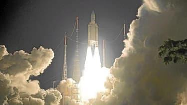 La direction d'Arianespace va être confiée à l'actuel directeur de cabinet d'Arnaud Montebourg, selon Libération.