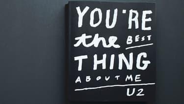 """U2 a présenté son nouveau single """"You're the best thing about me"""""""