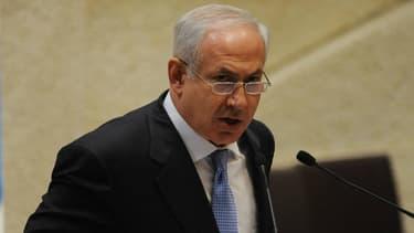 Benyamin Netanyahou n'est plus aussi convaincu par l'initiative de paix de la Ligue arabe que par le passé.