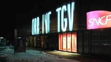 La gare Lorraine TGV, construite pour le passage du TGV Est, est à la fois coûteuse et peu pratique.