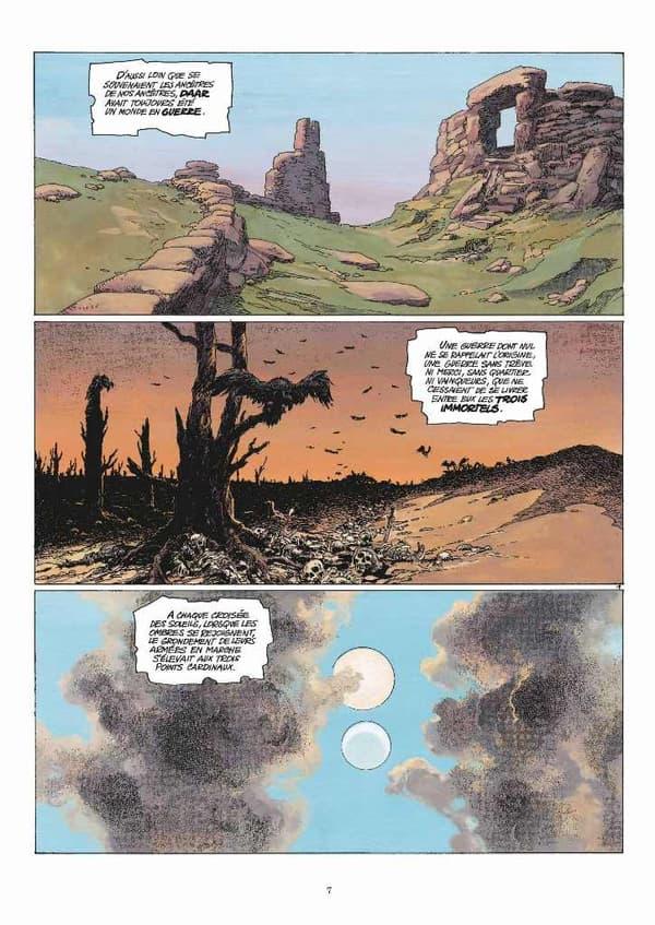 Première page du Grand Pouvoir du Chninkel