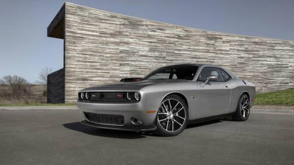 Au minimum, la Dodge Challenger embarque un moteur V6.