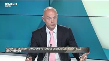 Laurent Tabouelle (Codix) : Codix est l'éditeur d'IMX, un système de gestion événementielle d'entreprise - 08/05