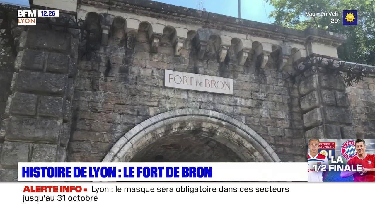 Histoire de Lyon: derrière les remparts du fort de Bron