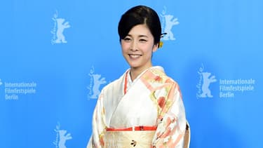 L'actrice Takeuchi Yūko en 2016