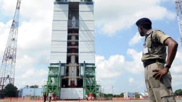 L'Inde a lancé sa fusée low cost ce mardi matin.